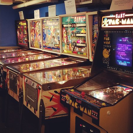 ‪Seattle Pinball Museum‬