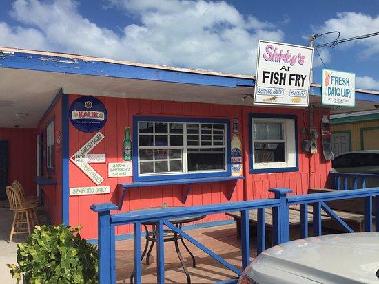 Shirley's at the Fish Fry: photo0.jpg