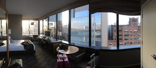 views from room 1704. junior suite - picture of the bentley hotel