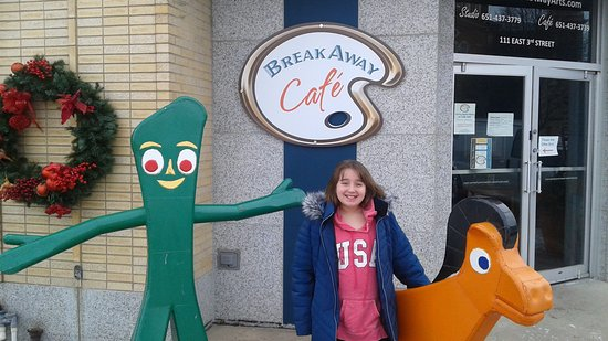 Hastings, MN: Break Away Cafe