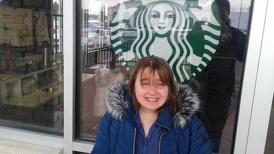 Lake Delton, WI: Starbucks