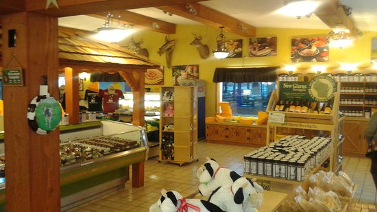 DeForest, WI: Ehlenbach's Cheese Chalet