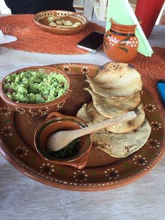 Chile Mole Pozole