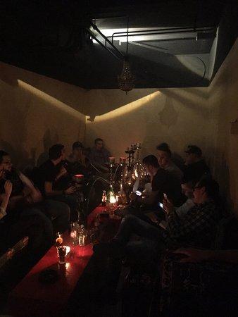 Dietikon, Suiza: Chilling Lounge