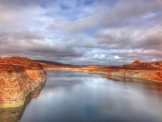 Glen Canyon Dam: Picturesque