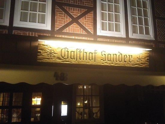 Winsen, Germania: Gasthof Sander