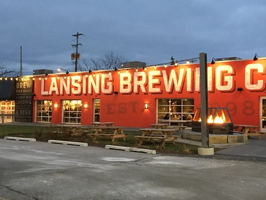 Image result for lansing brewing company