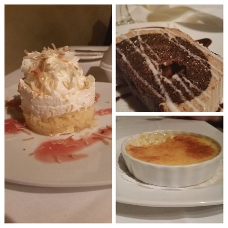 Little River, SC: Great desserts!