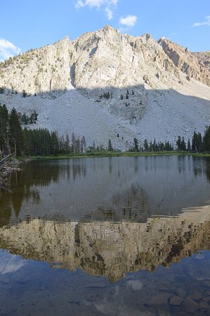 June Lake, Californien: The effort is well worth the experience!