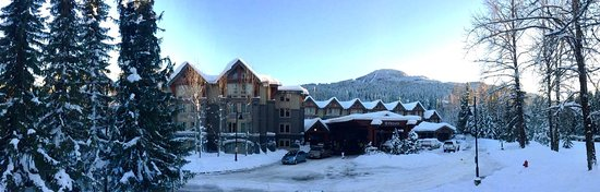 Aava Whistler Hotel Image