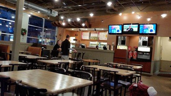 Woodstock, GA: Canyon's Burger
