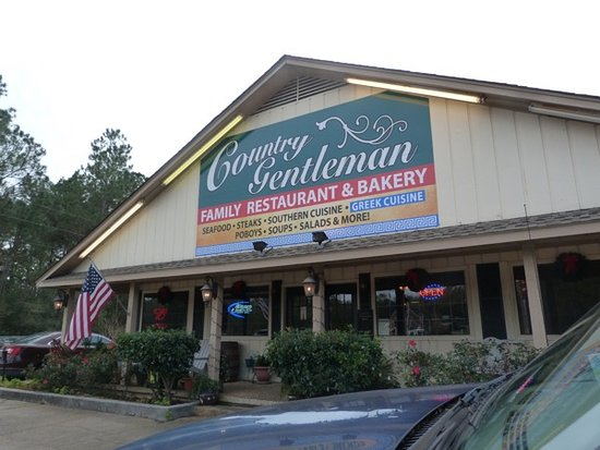 Gautier, Миссисипи: Exterior Country Gentleman