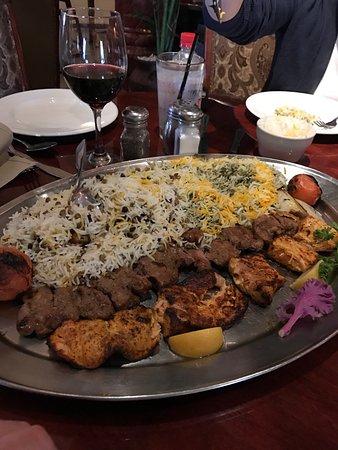 persian room fine wine & kebab, scottsdale - menu, prices