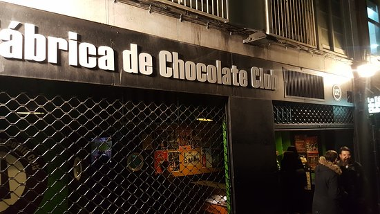 La Fabrica de Chocolate Club