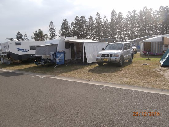 Windang, Australia: Site