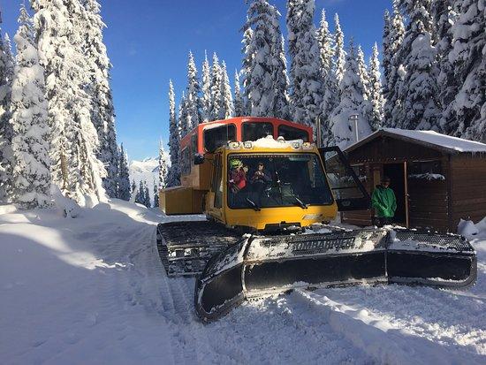 Caribou SnowCat Skiing