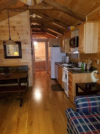 Bilde fra Mountain Lake Cottages