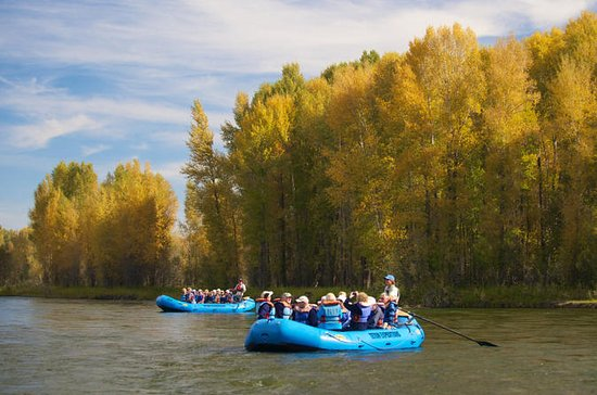 21-Mile Combo: Snake River-Scenic and...