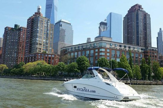 Excursion en bateau privée à New York