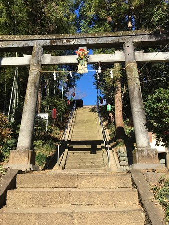 Ebina, Japan: Shinto Shrine at New Year Morning!