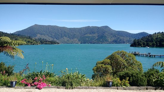 Te Mahia, Nueva Zelanda: view from room
