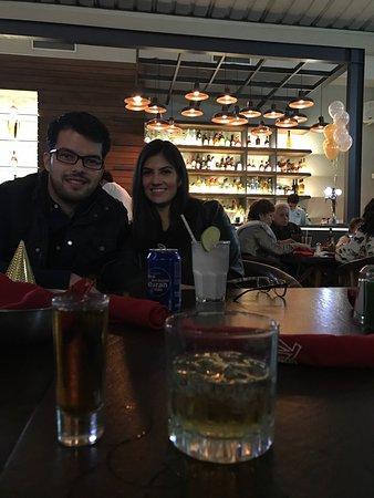 Tepatitlan de Morelos, Mexico: Excelente servicio muy buena atención del capitán de meseros Mauricio , muy recomendable el file