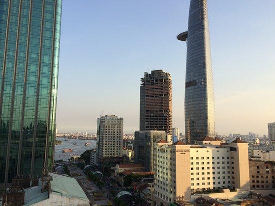 Palace Hotel Saigon: Hotel view