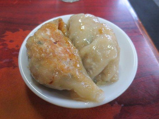 Tsubame, Japón: 餃子二個