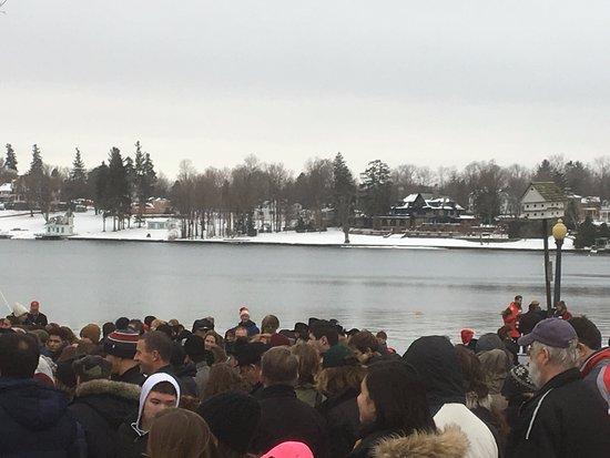 Skaneateles Lake - more festivities on the lake