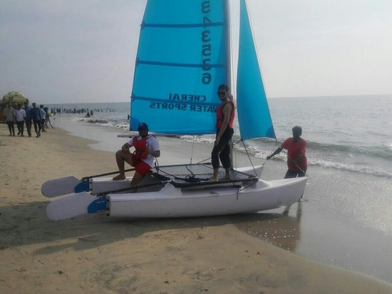 Cherai Beach
