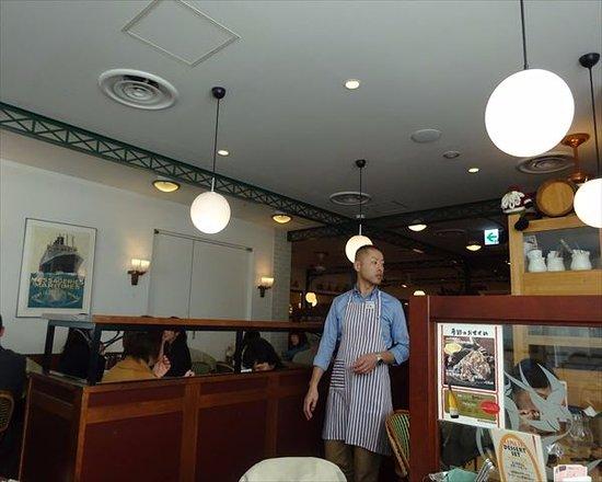 Tsubame Grill, Lumine Ikebukuro : 店内です