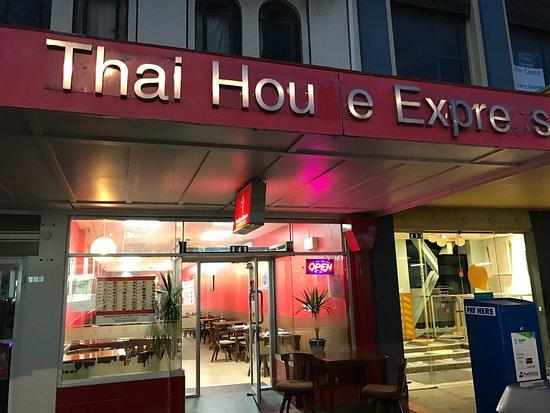 Thai House Express Napier