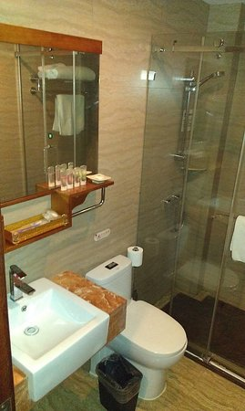 Maixin'ge Boutique Hotel : average..