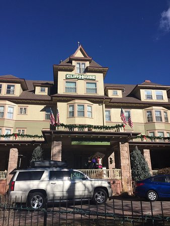 The Cliff House at Pikes Peak: photo0.jpg