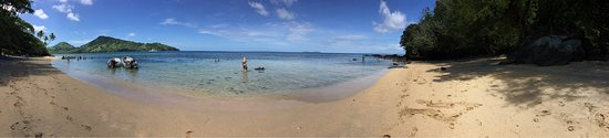 A fantastic day out to Bega Island with Paradise Beach Fiji