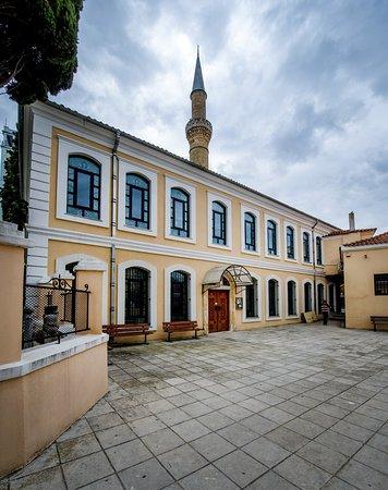 New Temenos (Yeni Mosque)