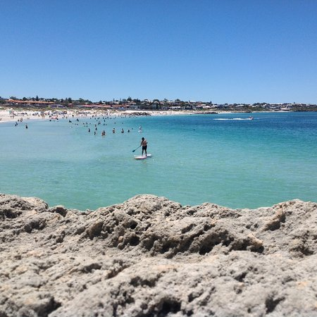 Sorrento Beach New Year Day morning 2017