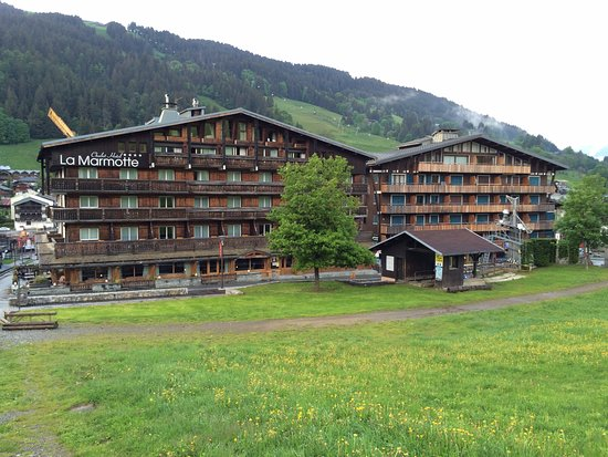 picture of chalet hotel la marmotte les gets tripadvisor. Black Bedroom Furniture Sets. Home Design Ideas