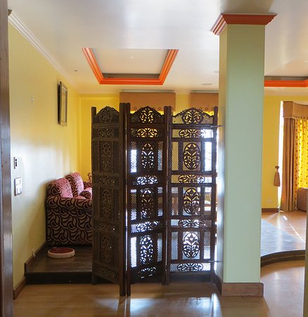 Aapo Aap Home Stay: Royal Suite - living room