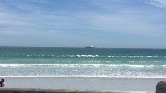 Yzerfontein, Republika Południowej Afryki: View from beach