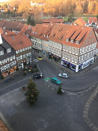 Bad Gandersheim, Alemanha: Zur Ecke seit 1866