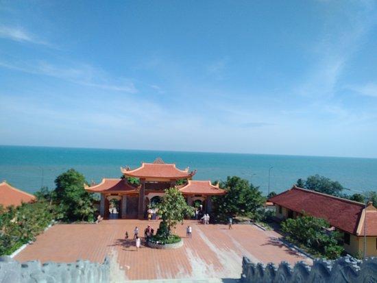 Phu Quoc, Vietnam: Ho Quoc pagoda