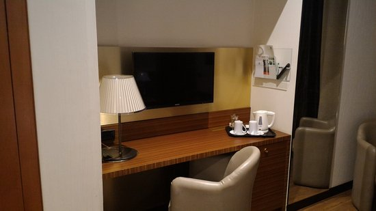 Holiday Inn Turin City Center: Stanza
