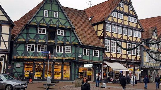 Ältestdatiertes Haus Celles