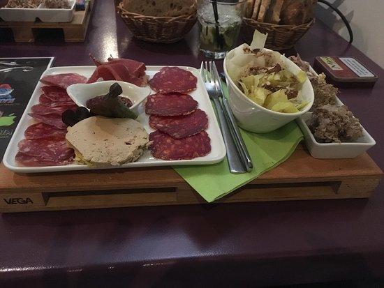 Henriette epatee bar a rillette talence restaurant for Restaurant talence