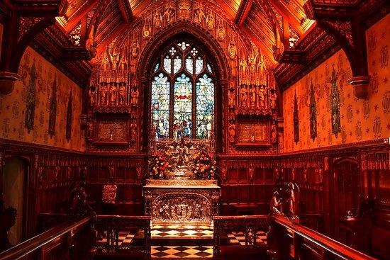 Sandringham, UK: Chapel Interior