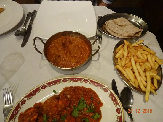Eccles, UK: Great Curries