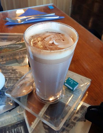 Greystones, ไอร์แลนด์: coffee