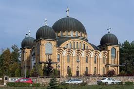 ‪Hagia Sophia Orthodox Church‬