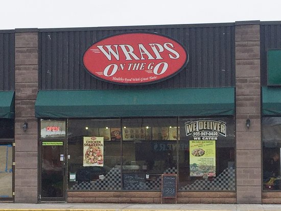 Wraps on the Go 10-1100 Davis Drive, Newmarket ON